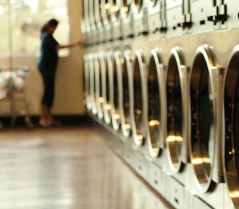 Mini Mat rental laundry equipment - gold coast